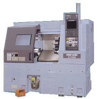 CL2000BT NC旋盤 部品加工機