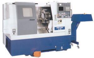 SL200 CNC複合旋盤、部品加工機