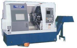 SL2500Y CNC複合旋盤、部品加工機