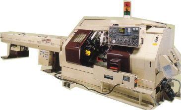 TW-20 バーワーク使用NC複合旋盤
